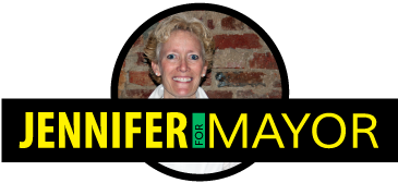 Jennifer Dougherty for Mayor Frederick Maryland 2013
